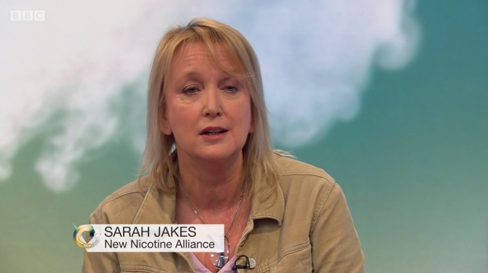 Sarah Jakes on Victoria Derbyshire
